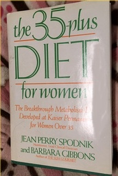 the 35 Plus Womens Diet