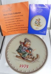 1975 Hummel Collector's Plate