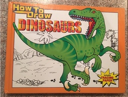 Book: How To Draw Dinosaures