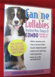 Canine Lullabies - new