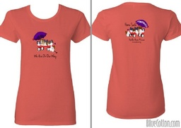 PapHaven Coral Tee Shirt - 2XL     SALE