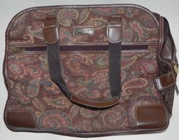 Paisley Sherpa Carrier Bag