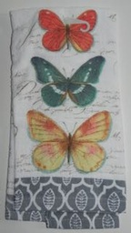 Butterfly Kitchen Hand Towel