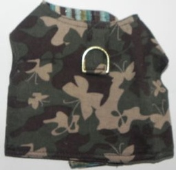 XS Camouflage Harness