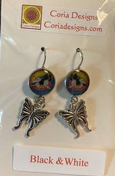 Papillon Butterfly Earrings