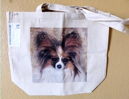 Pap Face Tote Bag