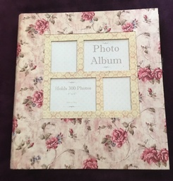 Photo Album with frames