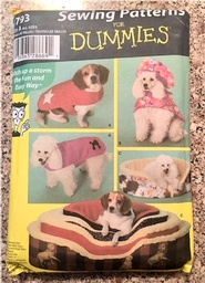 Sewing Doggie for Dummies