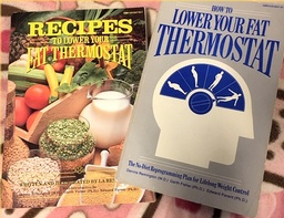 Lower your Fat Thermostat - 2 books