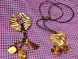 Africa themed Jewelry - set