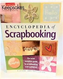Scrapbooking idea book
